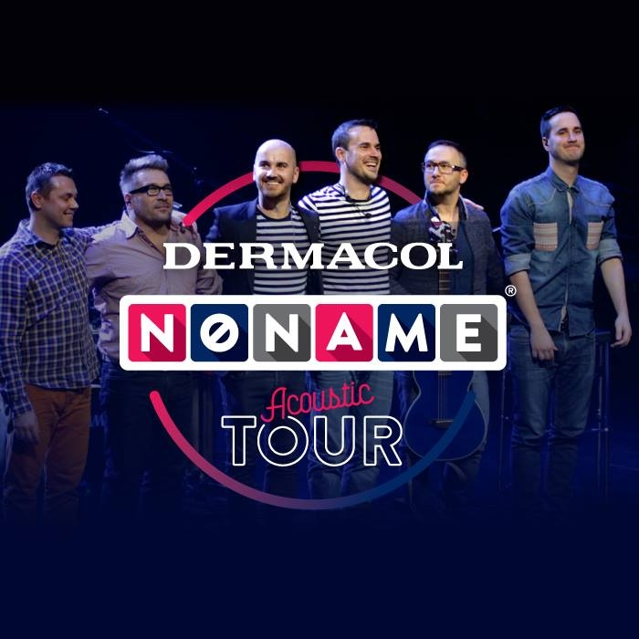 Dermacol NO NAME Acoustic tour 2019